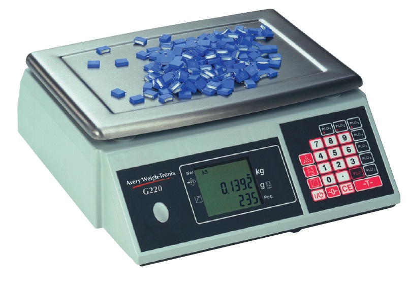 G220 Counting Scales