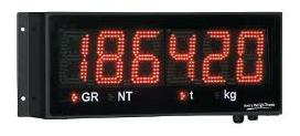 XR4500 Numeric Remote Display