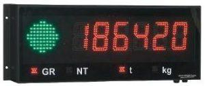 XR4500TL Numeric Remote Display