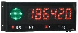 XR4500TL Numeric Remote Display