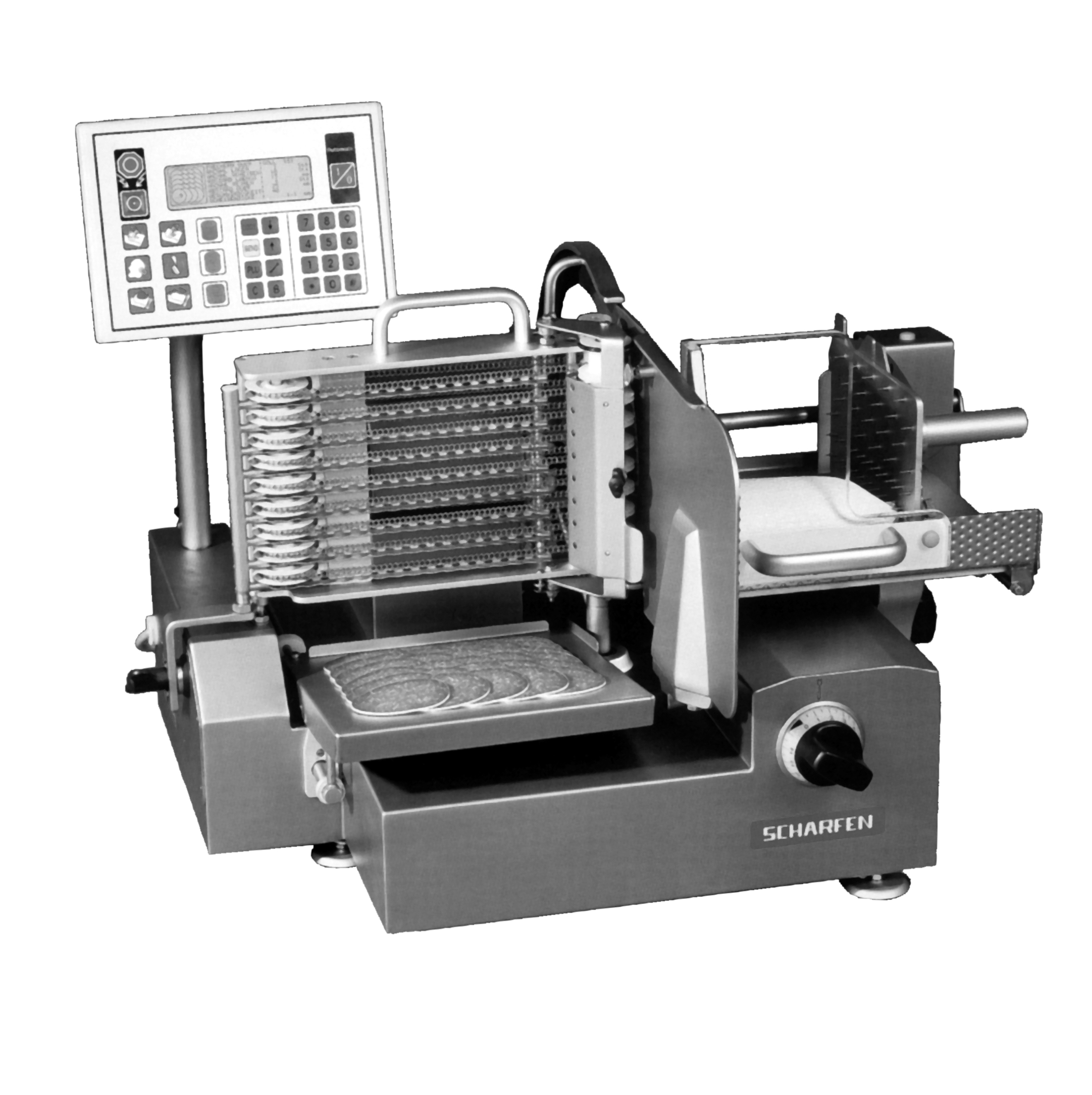 VA4000 Automatic Slicer