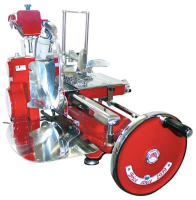 LH319 Heritage Flywheel Meat Slicer