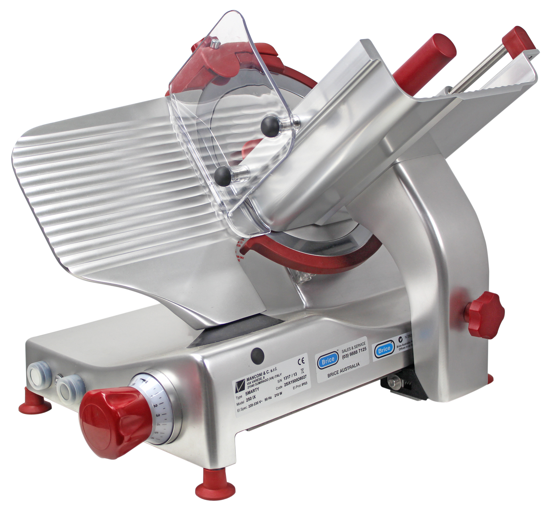 Smarty Range Meat Slicers