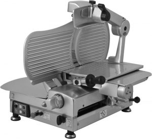 L-MATIC35S Semi Automatic Slicer