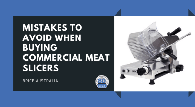 3 Common Mistakes to Avoid When Buying Commercial Meat Slicer