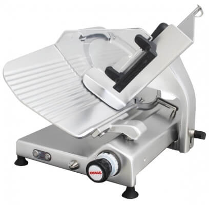 OMAS SLC300/SLC330/SLC350 Gear Driven Meat Slicer