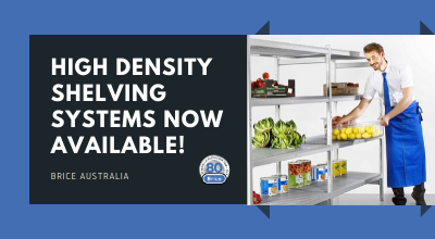 High Density Shelving Systems Now Available!