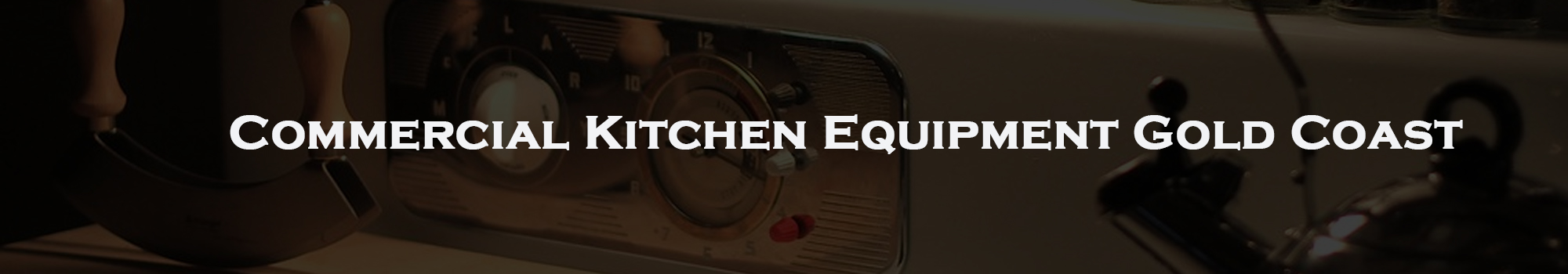 Commercial Kitchen Equipment Gold Coast