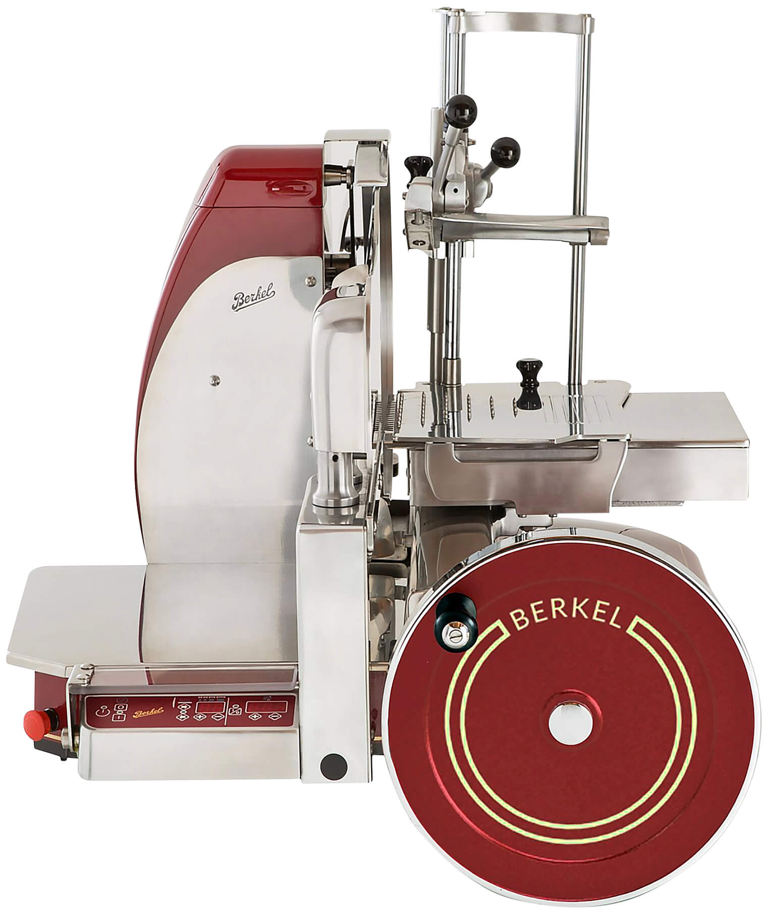 B116A Semi-Auto Flywheel Meat Slicer