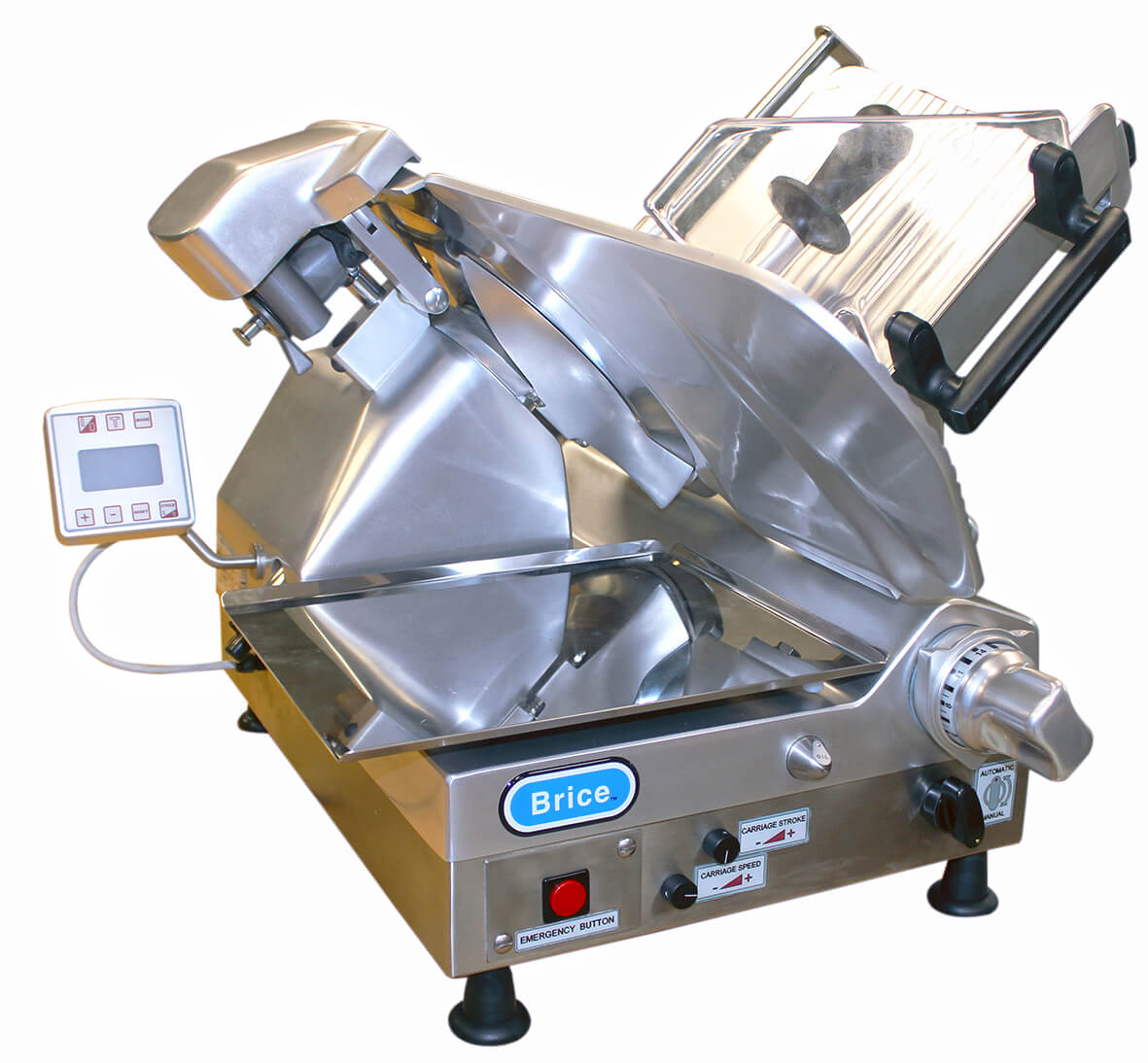 CX35e Opt 92 Semi Auto Meat Slicer